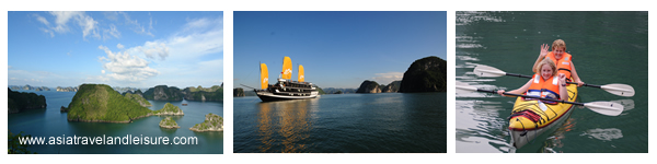 Hanoi – Halong Bay Cruise