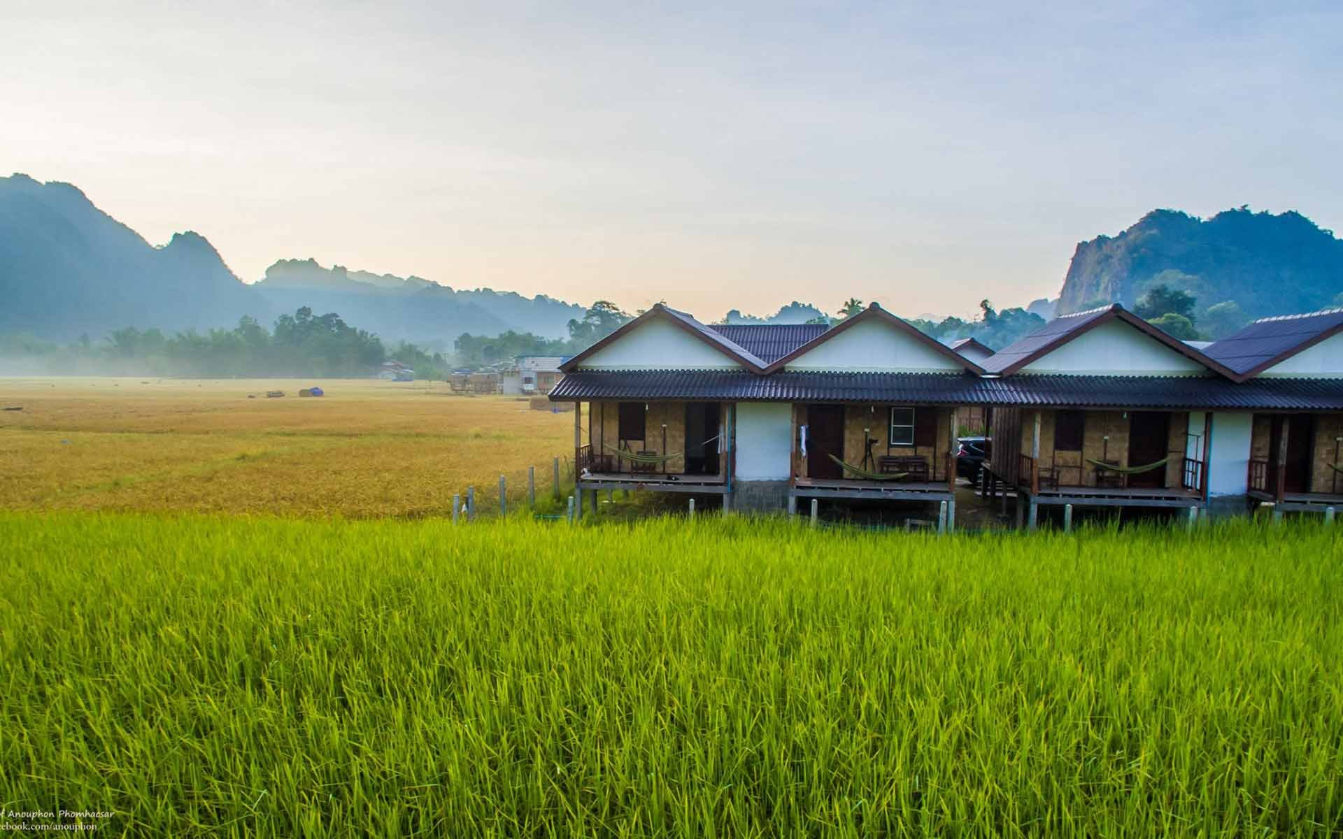 Wat Chiangcheng Vientiane Capital