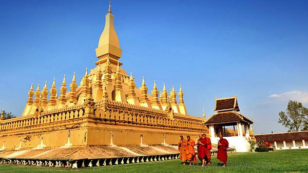 Wonder of Luang Prabang - 4 Days