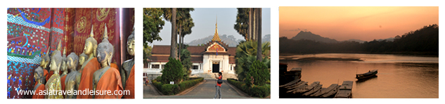 Luang Prabang – a world Heritage site